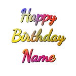 Make gif: birthday-10