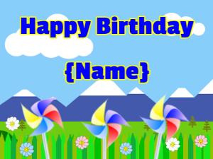 Birthday 15