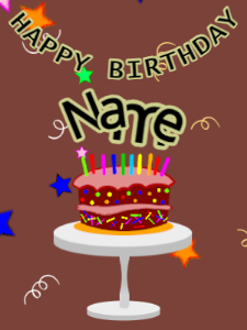 Make gif: birthday-5