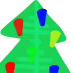 Make gif: christmas-cat-tree-1