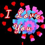 I Love You Fireworks