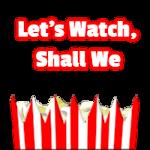 Popcorn Invite