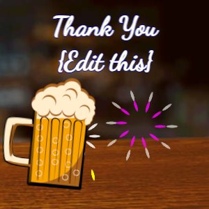 Thank You Beer