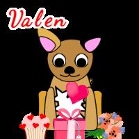Valentine's Present Puppy